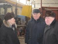 Николай Колпащиков, Николай Харькин, Виктор Курагин