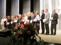 Дипломанты Золотой Осени-2012