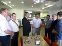 Дегустация на фабрике кулинарных изделий и полуфабрикатов высокой степени готовности в п.Костино