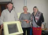Александр Павлович, Инна Геннадьевна Сапожниковы и Ольга Леонидовна Репяхова