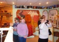 В музее истории села Среднеивкино